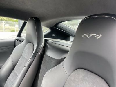 Porsche Cayman GT4 385CH - <small></small> 94.890 € <small>TTC</small> - #12