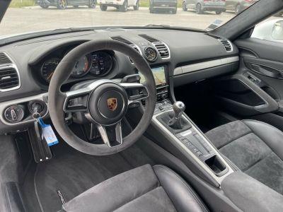 Porsche Cayman GT4 385CH - <small></small> 94.890 € <small>TTC</small> - #17