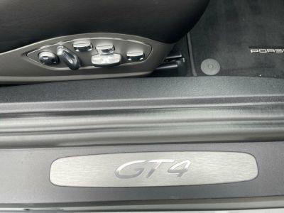Porsche Cayman GT4 385CH - <small></small> 94.890 € <small>TTC</small> - #32