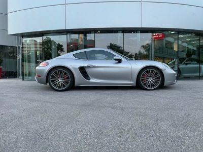 Porsche Cayman Porsche 718 Cayman S PDK, PASM, Sport Chrono - <small></small> 65.600 € <small>TTC</small> - #7