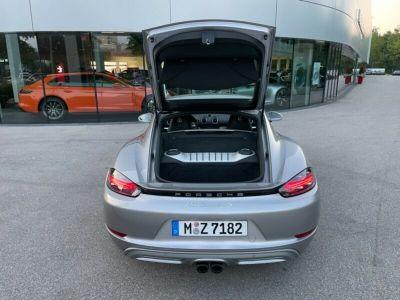 Porsche Cayman Porsche 718 Cayman S PDK, PASM, Sport Chrono - <small></small> 65.600 € <small>TTC</small> - #10