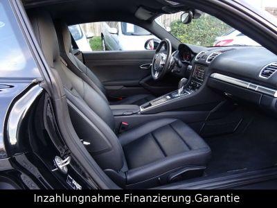Porsche Cayman Porsche Cayman 2.7i 275 Black Edition PDK/Garantie 12 Mois - <small></small> 48.600 € <small>TTC</small> - #2