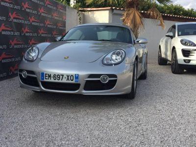 Porsche Cayman PORSCHE CAYMAN TYPE 987 (987) 3.4 295 S TIPTRONIC S - <small></small> 29.990 € <small>TTC</small> - #1