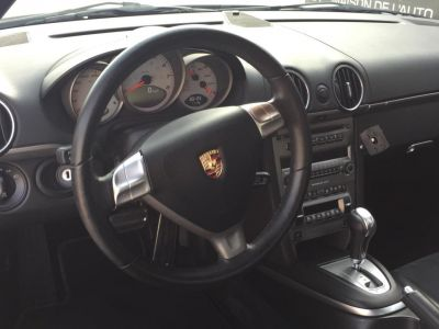 Porsche Cayman PORSCHE CAYMAN TYPE 987 (987) 3.4 295 S TIPTRONIC S - <small></small> 29.990 € <small>TTC</small> - #5