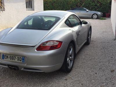 Porsche Cayman PORSCHE CAYMAN TYPE 987 (987) 3.4 295 S TIPTRONIC S - <small></small> 29.990 € <small>TTC</small> - #3