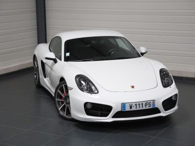 Porsche Cayman S - <small></small> 56.500 € <small>TTC</small>