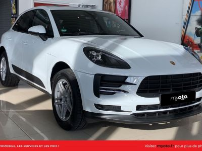 Porsche Macan 2.0 245CH PDK - <small></small> 69.900 € <small>TTC</small>