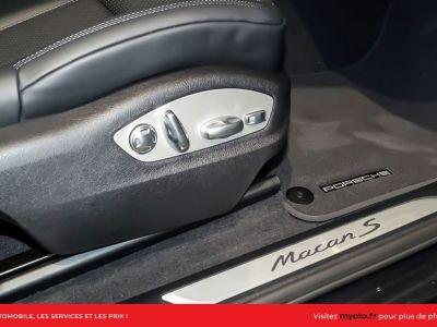 Porsche Macan 3.0 V6 354CH S PDK EURO6D-T EVAP ISC - <small></small> 87.980 € <small>TTC</small>
