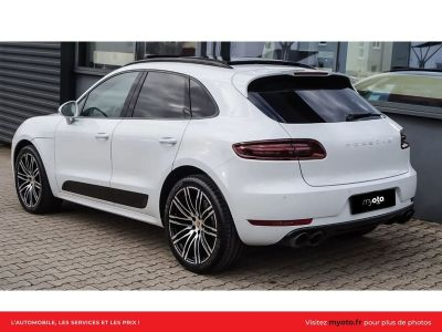Porsche Macan 3.6 V6 440CH TURBO PACK PERFORMANCE PDK - <small></small> 89.990 € <small>TTC</small>
