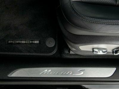 Porsche Macan macan s toit ouvrant  - <small></small> 68.500 € <small>TTC</small> - #4