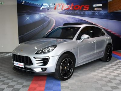 Porsche Macan S 3.0 V6 258 Phase 2 PDK GPS Bose Hayon PDLS TO Alarme Suspension Sport JA 20 - <small></small> 44.990 € <small>TTC</small> - #2