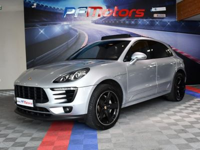 Porsche Macan S 3.0 V6 258 Phase 2 PDK GPS Bose Hayon PDLS TO Alarme Suspension Sport JA 20 - <small></small> 44.990 € <small>TTC</small> - #3