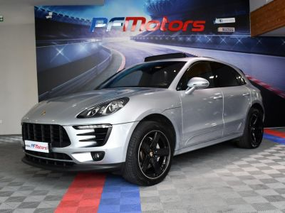 Porsche Macan S 3.0 V6 258 Phase 2 PDK GPS Bose Hayon PDLS TO Alarme Suspension Sport JA 20 - <small></small> 44.990 € <small>TTC</small> - #5