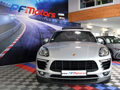 Porsche Macan S 3.0 V6 258 Phase 2 PDK GPS Bose Hayon PDLS TO Alarme Suspension Sport JA 20 - <small></small> 44.990 € <small>TTC</small> - #6