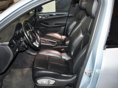 Porsche Macan S 3.0 V6 258 Phase 2 PDK GPS Bose Hayon PDLS TO Alarme Suspension Sport JA 20 - <small></small> 44.990 € <small>TTC</small> - #9