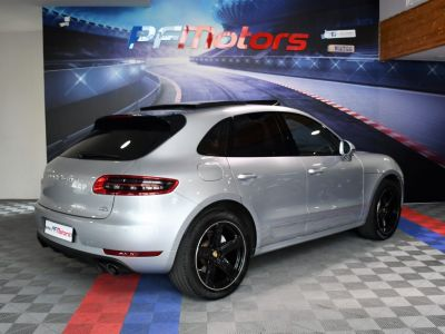 Porsche Macan S 3.0 V6 258 Phase 2 PDK GPS Bose Hayon PDLS TO Alarme Suspension Sport JA 20 - <small></small> 44.990 € <small>TTC</small> - #17