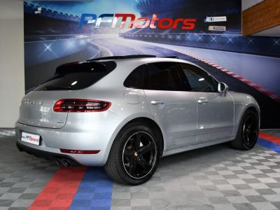 Porsche Macan S 3.0 V6 258 Phase 2 PDK GPS Bose Hayon PDLS TO Alarme Suspension Sport JA 20 - <small></small> 44.990 € <small>TTC</small> - #18