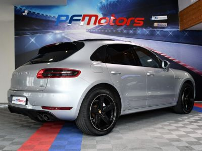 Porsche Macan S 3.0 V6 258 Phase 2 PDK GPS Bose Hayon PDLS TO Alarme Suspension Sport JA 20 - <small></small> 44.990 € <small>TTC</small> - #19