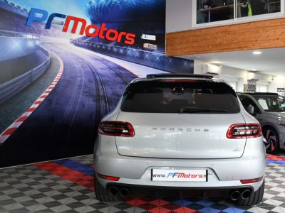 Porsche Macan S 3.0 V6 258 Phase 2 PDK GPS Bose Hayon PDLS TO Alarme Suspension Sport JA 20 - <small></small> 44.990 € <small>TTC</small> - #20