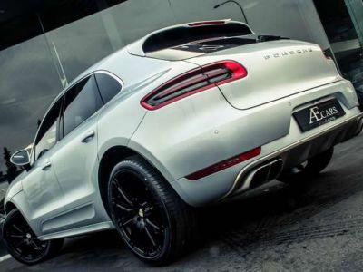 Porsche Macan TURBO - 1 OWNER - FULL - BURMESTER - BELGIAN - <small></small> 46.950 € <small>TTC</small> - #5