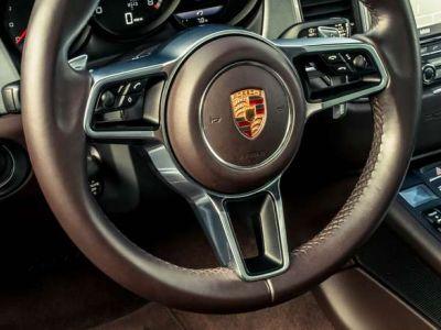 Porsche Macan TURBO - 1 OWNER - FULL - BURMESTER - BELGIAN - <small></small> 46.950 € <small>TTC</small> - #10