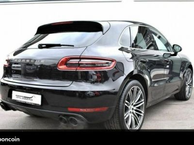 Porsche Macan Turbo Caméra PASM / PCM / PDLS / 21 pouces - <small></small> 48.900 € <small>TTC</small>
