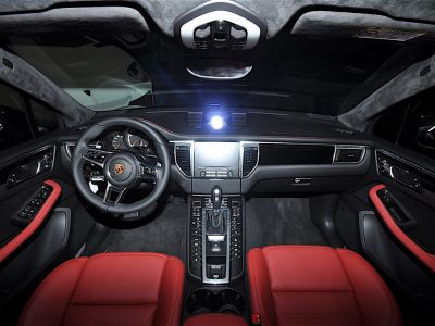 Porsche Macan TURBO PERFORMANCE 440 TECHART - <small></small> 117.900 € <small>TTC</small>