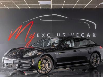 Porsche Panamera S V6 3.0 E-Hybrid 416 Ch - Toit Ouvrant, Suspension Pneumatique, Caméra 360, Feux LED Avec PDLS+, ... - Révisée 04/2021 - Garantie 12 Mois - <small></small> 51.500 € <small>TTC</small> - #1