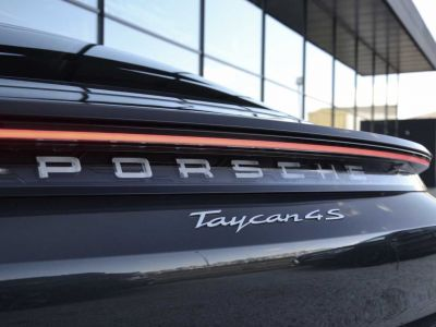 Porsche Taycan 4S Perform Bat 93 kWh Pano Innodrive BOSE 14 Way - <small></small> 129.900 € <small>TTC</small> - #6