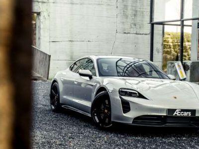 Porsche Taycan 4S SPORT DESIGN PACK - PSCB - 21' MISSION E - <small></small> 144.950 € <small>TTC</small> - #2