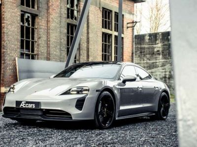 Porsche Taycan 4S SPORT DESIGN PACK - PSCB - 21' MISSION E - <small></small> 144.950 € <small>TTC</small> - #4