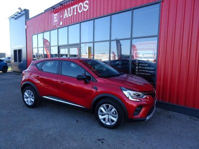 Renault Captur 1.5 Blue dCi 115ch Business EDC - <small></small> 22.950 € <small>TTC</small> - #2