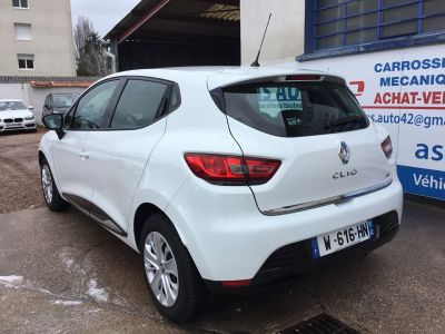 Renault Clio 1.5 DCI 75CH ENERGY BUSINESS 5P - <small></small> 8.990 € <small>TTC</small> - #4