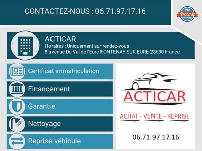 Renault CLIO 5 1.5 BLUE DCI 115 RS LINE - <small></small> 19.990 € <small>TTC</small>