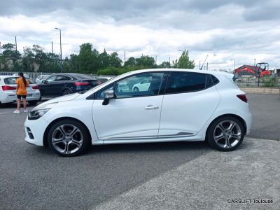 Renault Clio IV 1.2 Tce 120 GT (2014) - <small></small> 10.490 € <small>TTC</small> - #4