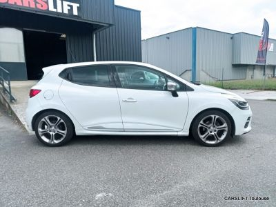 Renault Clio IV 1.2 Tce 120 GT (2014) - <small></small> 10.490 € <small>TTC</small> - #5