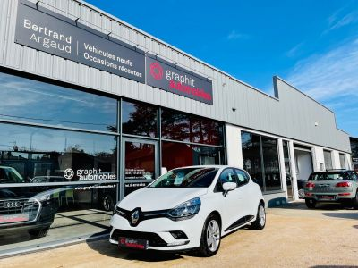 Renault Clio IV (B98) 1.5 dCi 90ch energy Business 82g 5p - <small></small> 10.490 € <small>TTC</small>