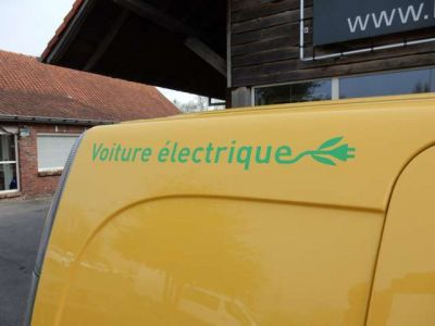 Renault Kangoo Z.E. 100% electrisch autom. 47000km (5500Netto+Btw/Tva) - <small></small> 6.655 € <small>TTC</small> - #7