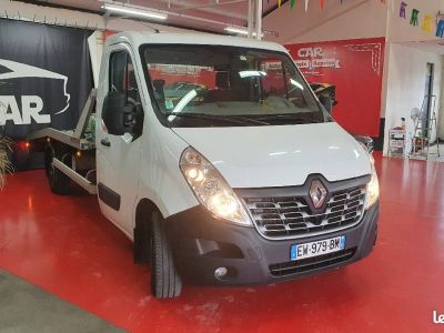 Renault Master 2L3 DCI 170 CH BITURBO PORTE VOITURE - <small></small> 27.900 € <small></small> - #2