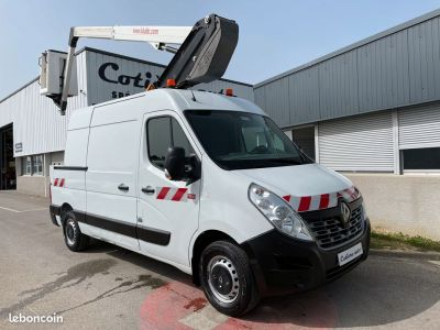 Renault Master l2h2 170cv nacelle tronqué Klubb - <small></small> 37.490 € <small>HT</small> - #1