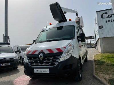 Renault Master l2h2 170cv nacelle tronqué Klubb - <small></small> 37.490 € <small>HT</small> - #2