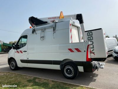 Renault Master l2h2 170cv nacelle tronqué Klubb - <small></small> 37.490 € <small>HT</small> - #3