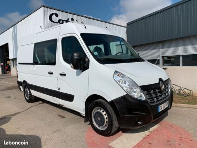 Renault Master l2h2 7 places banquette rabattable - <small></small> 11.490 € <small>HT</small>