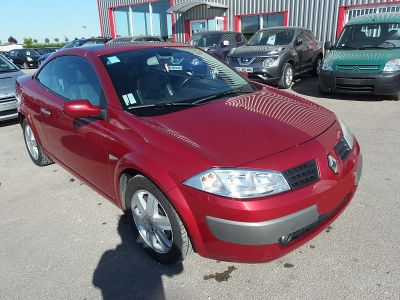 Renault Megane CC 1.9 DCI 120CH CONFORT AUTHENTIQUE - <small></small> 4.400 € <small>TTC</small>