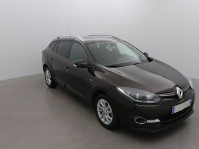 Renault Megane III ESTATE 1.5 dCi 110 LIMITED - <small></small> 9.490 € <small>TTC</small> - #1