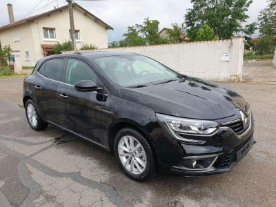 Renault Megane IV Berline Blue dCi 115 Zen - <small></small> 19.698 € <small>TTC</small> - #4
