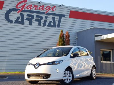 Renault Zoe CARGO R90 PACK GPS - <small></small> 15.980 € <small>TTC</small> - #1