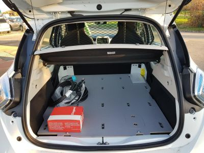 Renault Zoe CARGO R90 PACK GPS - <small></small> 15.980 € <small>TTC</small> - #5