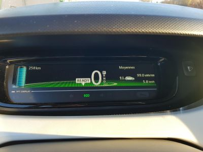 Renault Zoe CARGO R90 PACK GPS - <small></small> 15.980 € <small>TTC</small> - #19
