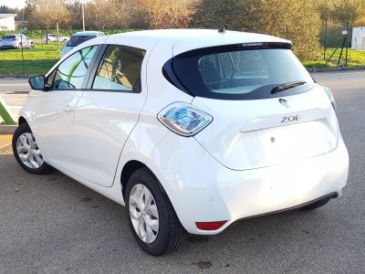 Renault Zoe CARGO R90 PACK GPS - <small></small> 15.980 € <small>TTC</small> - #22